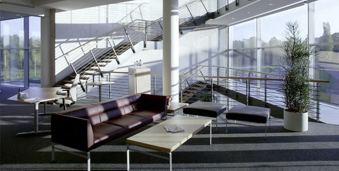 Schormann Architekten | Kinnarps Büromöbel, Ratingen